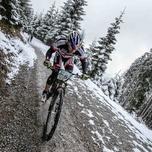 Nordkette Quartett Mountainbike Uphill