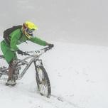 Nordkette Quartett Mountainbike Downhill