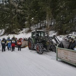 Snow Downhill Virgen - Shuttle