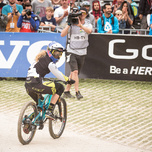 Rachel Atherton Weltcup Leogang