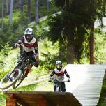 Connor Fearon & Andrew Crimmins & Bikepark Serfaus-Fiss-Ladis