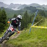 André Vögele - Raiffeisen Downhill Cup Innsbruck