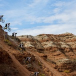 Red Bull Rampage 2015: