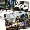 Zum News-Artikel Ruffneck-MTB-Wandkalender 2009