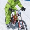Zum News-Artikel 9. Radl-Roas im Schnee am Krippenstein