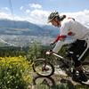 Zum News-Artikel Nordkette Singletrail Innsbruck – Saisonauftakt 2010