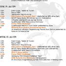 Bikes & Beats Festival Programm 2014