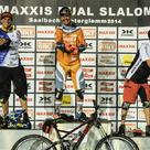 Maxxis Dual Slalom Siegerehrung Herren