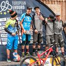 3-Länder Enduro Rennen - Siegerehrung Herren