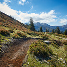 Hacklberg Trail Reshape Saalbach