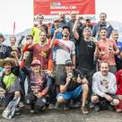 Gewinner Raiffeisen Club Downhill Cup Innsbruck