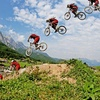 Zum News-Artikel Bikepark Leogang: Bikesaison 2012 steht im Zeichen der Weltmeisterschaft