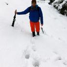 Brenner Downhill 2012 Streckenbegehung