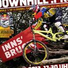 Nordkette Downhill.PRO 2012 Plakat