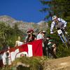 Zum News-Artikel Nordkette Downhill.PRO 2012: Sam Hill will's wissen