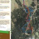 Bikepark Serfaus Fiss Ladis Trail Map