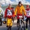 Zum News-Artikel Nordkette-Quartett: Ein Berg, zwei Jahreszeiten und vier Disziplinen