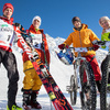 Zum News-Artikel Mit Rad und Ski im Vierkampf auf die Innsbrucker Nordkette