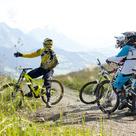 Bikepark Planai Guiding