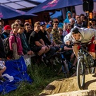 Pump Track Race beim Out Of Bounds Festival