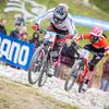 Zum News-Artikel Tomas Slavik und Katy Curd sind die neuen Four-Cross Weltmeister
